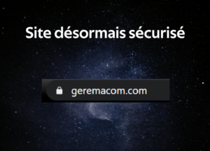 Site désormais sécurisé et possibilité de paiements en plusieurs fois